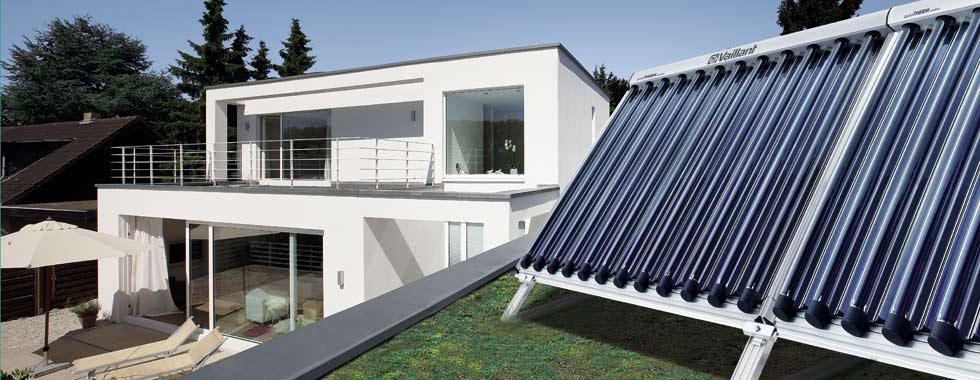 kolektory słoneczne Vaillant